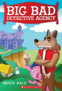 Big Bad Detective Agency book cover