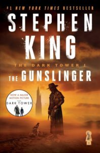 Gunslinger book cover