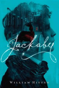 Jackaby book cover
