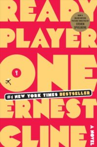 Reader Player One book cover