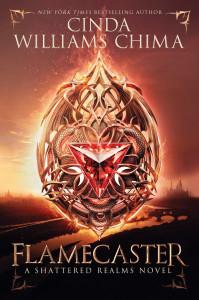 Flamecaster Book Cover