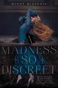 Madness So Discreet Book Cover