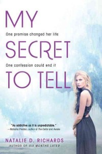 My Secret to Tell Book Cover