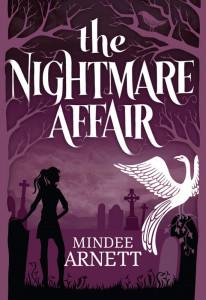 Nightmare Affair Book Cover