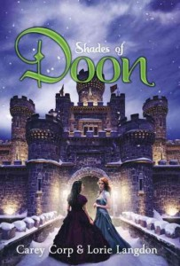 Shades of Doon Book Cover