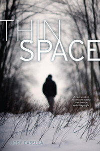 Thin Space Book Cover