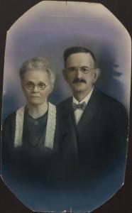 Scrapbook sample, Portrait