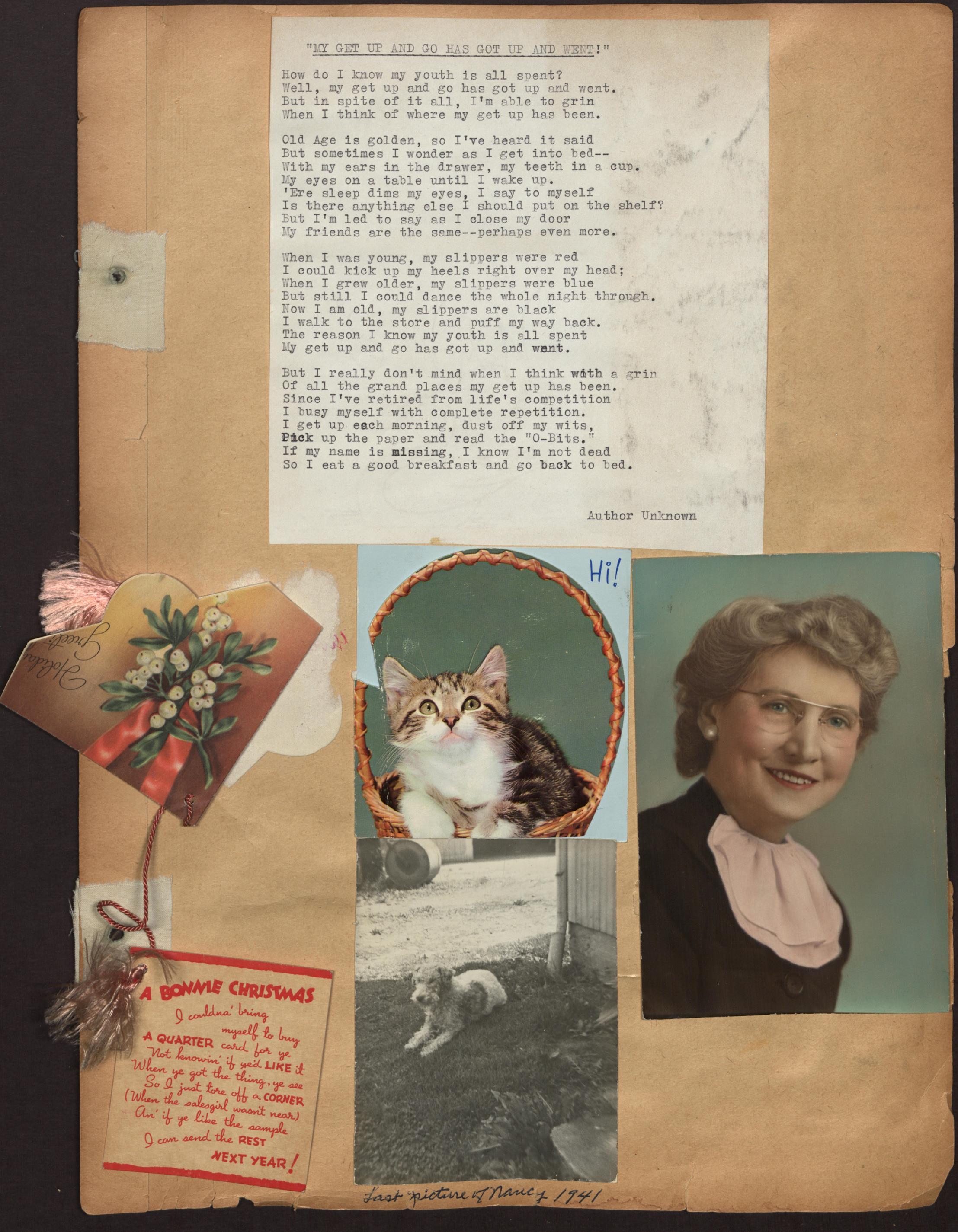Scrapbook sample, Page 47