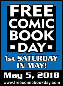 Free Comic Book Day 2018 - Logo