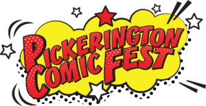 Pickerington Comic Fest Logo