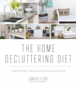 Home Decluttering Diet cover