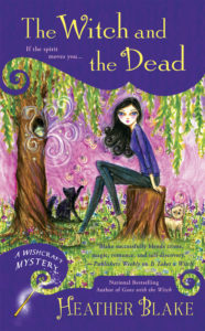 Witch and the Dead book cover