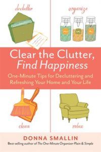 Clear the Clutter book cover