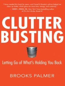 Clutter Busting cover