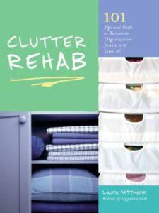 Clutter Rehab cover