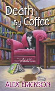 Death By Coffee book cover