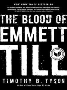 The Blood of Emmett Till cover