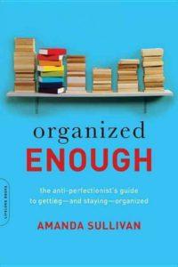 Organized Enough cover