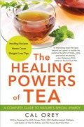 The Healing Powers of Tea bookcover