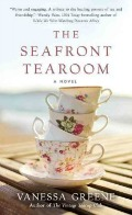 The Seafront Tearoom book cover.