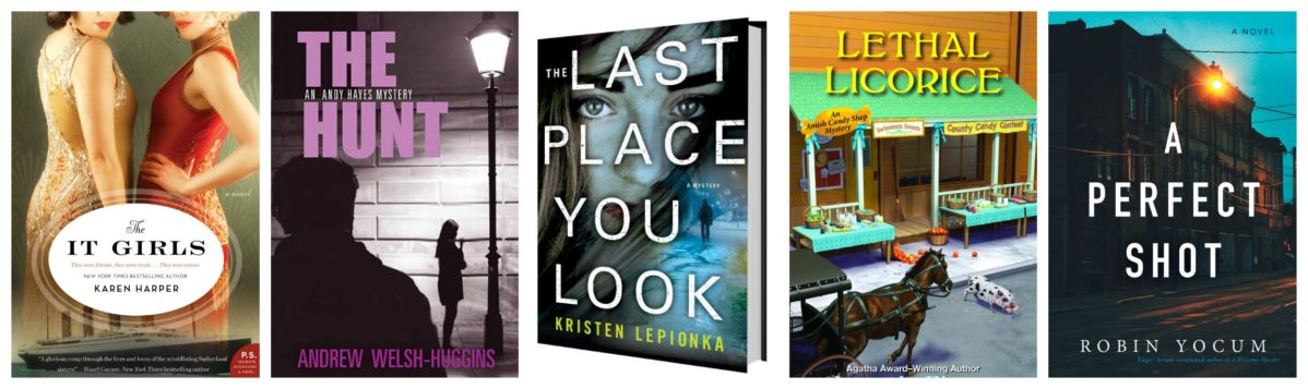 Spring Author Visit Book Covers