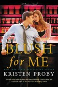 Book cover for Blush for Me