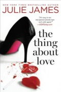 Book cover for The Thing About Love