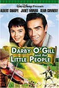 Darby O'Gill and the Little People DVD cover