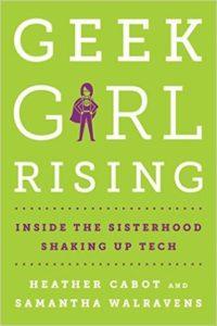 Geek Girl Rising Cover