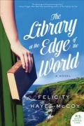 The Library at the edge of the world book cover