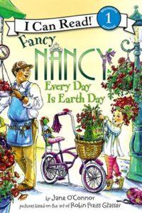 Fancy Nancy Earth Day Book