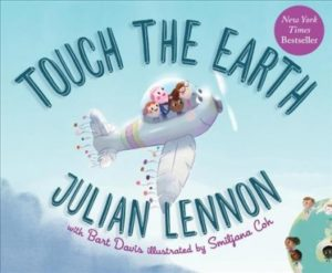 Touch the Earth book cover