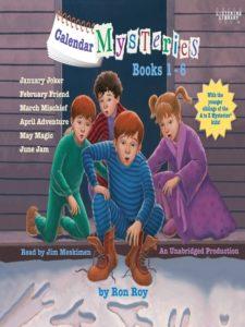 Calendar Mystery book cover
