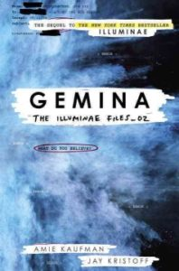 Gemina - Book Cover