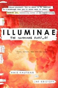Illuminae - Book Cover