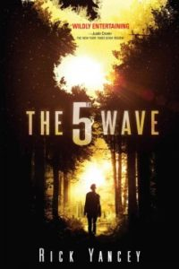 The 5th Wave - Book Cover