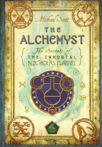 The Alchemyst - Book Cover
