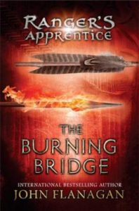 The Burning Bridge - Book Cover