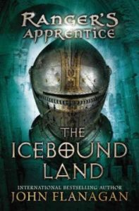 The Icebound Land - Book Cover