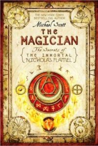 The Magician - Book Cover
