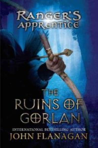 The Ruins of Gorlan - Book Cover