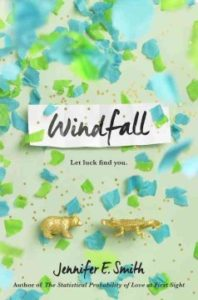 Windfall - Book Cover