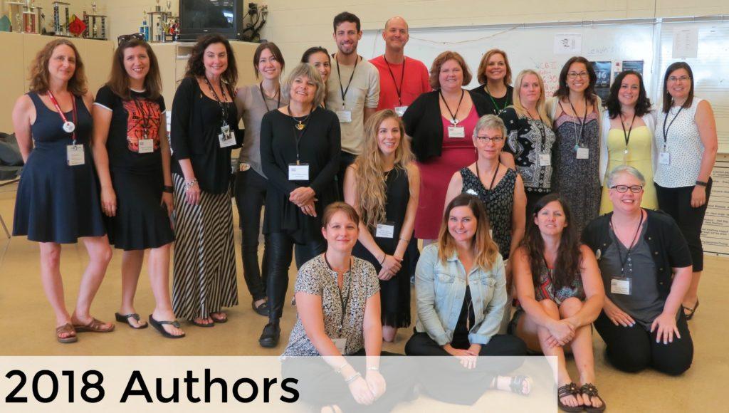 2018 Authors Image
