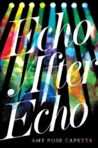 Echo After Echo - Book Cover