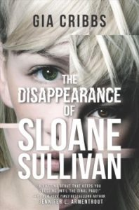 The Disappearance of Sloane Sullivan - Book Cover