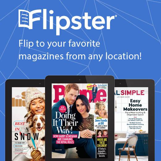 Flipster Web Banner