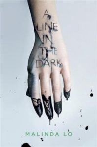 A Line in the Dark - Book Cover