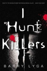 I Hunt Killers - Book Cover