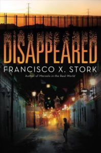 Disappeared - Book Cover