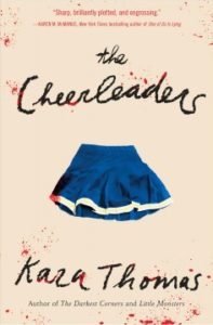 The Cheerleaders - Book Cover